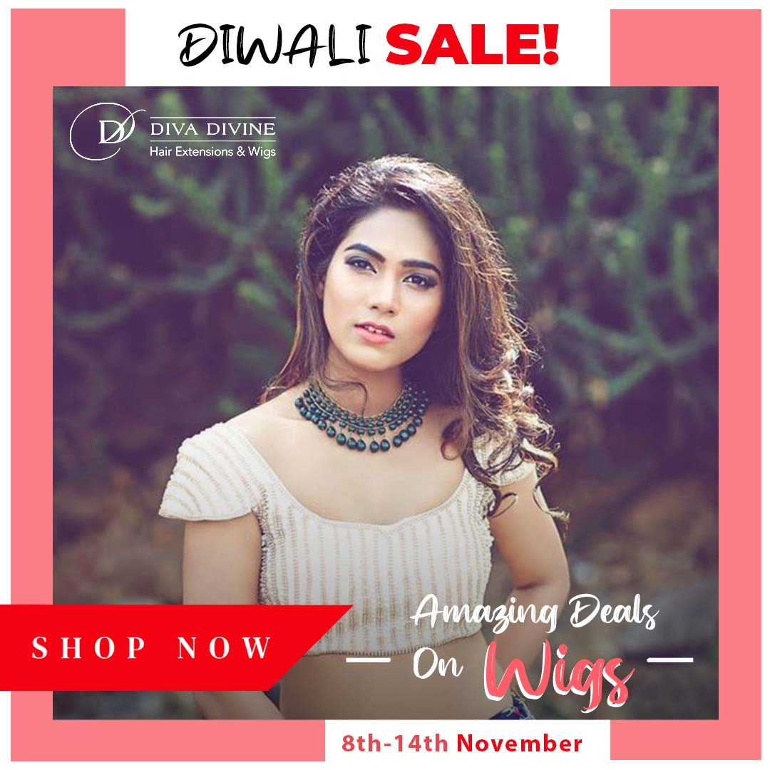 Diva Divine Great Indian Festival Sale Is On: Get Huge Discount On Hair Wigs