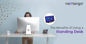 The Benefits of Using a Standing Desk