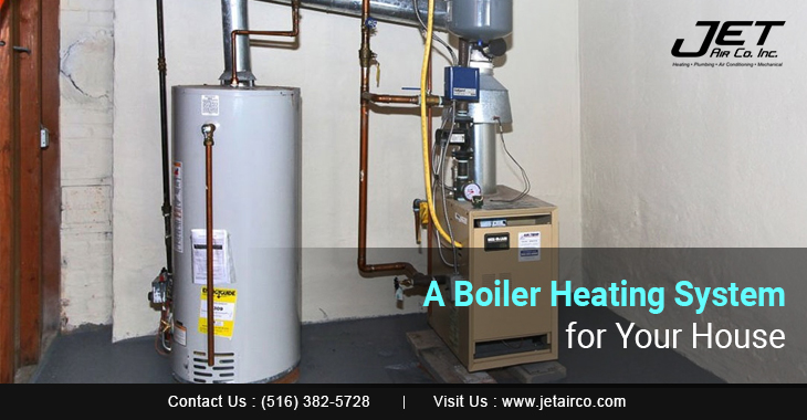 A Boiler Heating System for Your House
