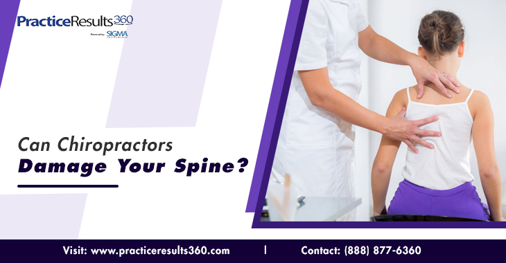 Can Chiropractors Damage Your Spine?