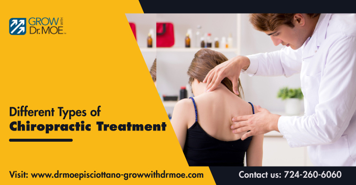 Different Types of Chiropractic Treatment