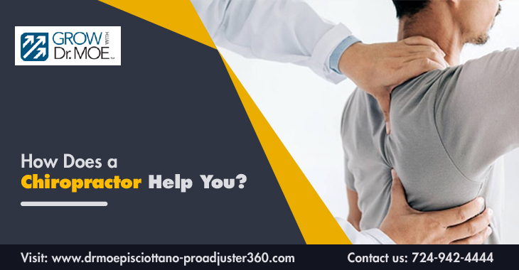 How Does a Chiropractor Help You?