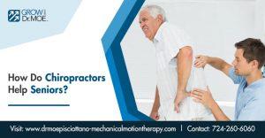 How Do Chiropractors Help Seniors?