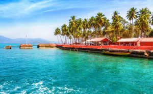 Andaman Nicobar and the best place to relax