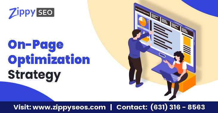 On-Page Optimization Strategy